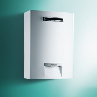 Scaldabagno a gas metano VAILLANT OutsideMag 17 l/min