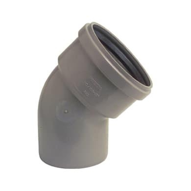 Raccordo 30 ° Ø 110 mm