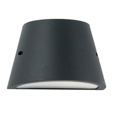 Applique per giardino ORLANDO-AP in alluminio, nero, E27 MAX42W IP54