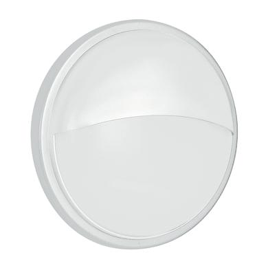 Plafoniera Ever LED integrato in policarbonato, bianco, 20W 1600LM IP54