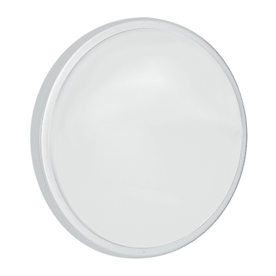 Plafoniera Ever LED integrato in policarbonato, bianco, 30W 2400LM IP65