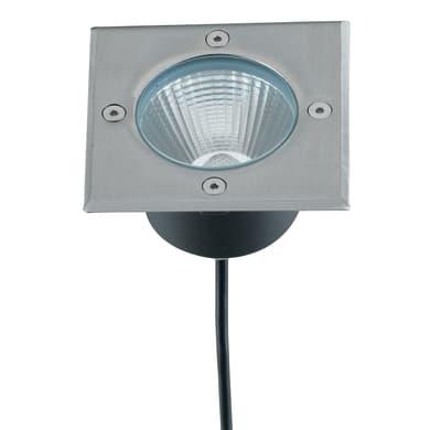 Faretto da incasso da esterno quadrato WALK-Q14 LED integrato 10 x 16 cm 15W 1200LM 1 x IP67