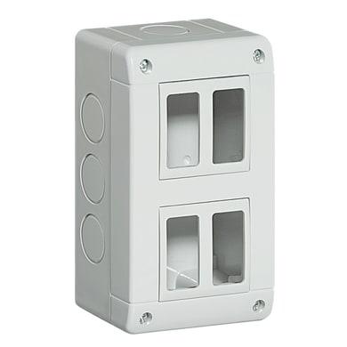 Scatola da parete componibile Idrobox magic