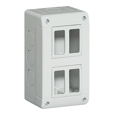 Scatola Idrobox magic 4 moduli