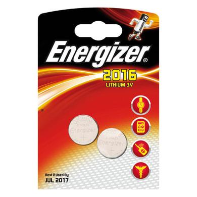 Pila 2016 ENERGIZER 2 batterie