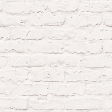 Carta da parati Calce bianco