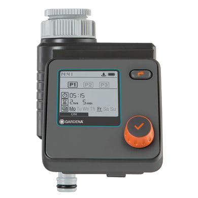 Programmatore da rubinetto batteria GARDENA Computer per irrigazione 1 via