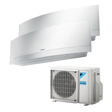 Climatizzatore dualsplit DAIKIN Emura 12000 BTU classe A+++