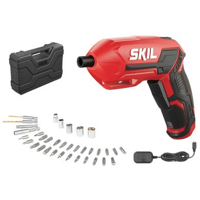 Avvitatore a batteria SKIL SD1E2710GA 4 V, 1.5 Ah, 1 batteria