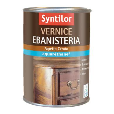 Vernice  SYNTILOR Ebanisteria Aquaréthane® ciliegio scuro 0.25 L