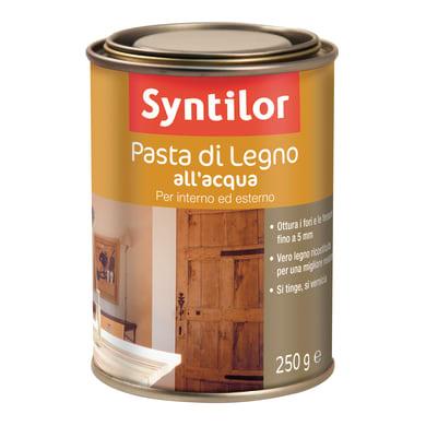Mastice per legno SYNTILOR bianco 250 g