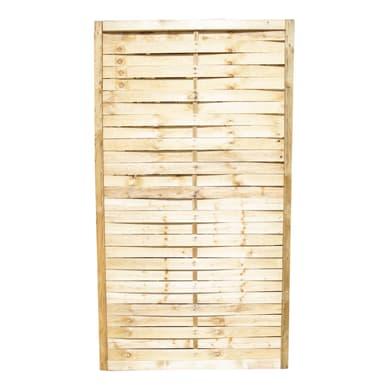 Frangivista in legno 04-01-001B. 90 x 180 cm
