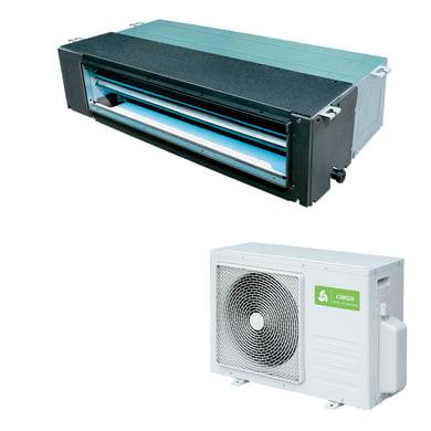 Climatizzatore canalizzabile CHIGO CTA-18HVR4 18000 BTU