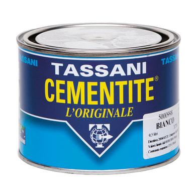Primer TASSANI CEMENTITE bianco 0.5 L