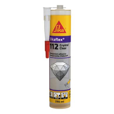 Silicone SIKA Sikaflex-112 Crystal Clear 290 ml