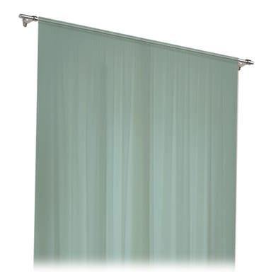 Tenda zanzariera ad anelli L 150 x H 170 cm verde