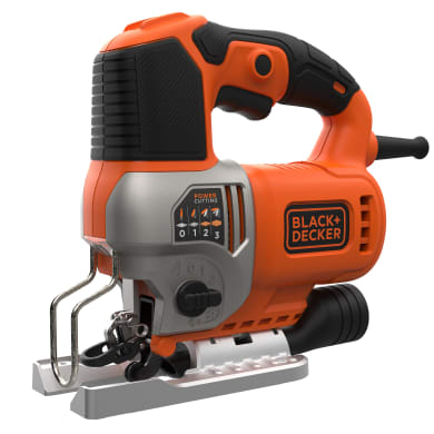 Seghetto alternativo BLACK + DECKER BES610K 650 W