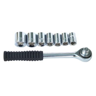Set di chiavi e bussole , 7 pezzi