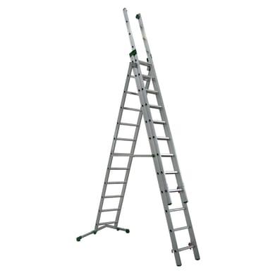 Scala a sfilo FACAL Professionale in alluminio per lavori fino a 5.6 m