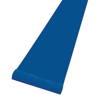 Runner semplice blu L 1 m