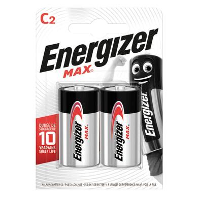 Pila alcalina LR14 C ENERGIZER 2 batterie