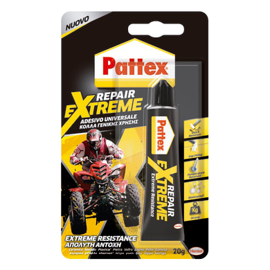 Colla in polimero multisupporto PATTEX Repair Extreme 20g