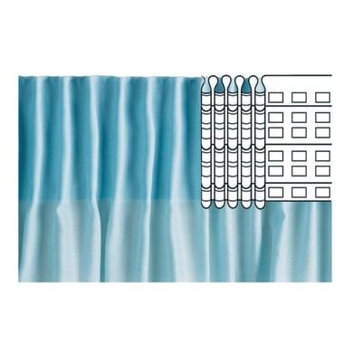 Fettuccia multitasca bianco 7 cm x 50 m, 2 pezzi