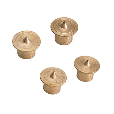 Spine di giunzione WOLFCRAFT in acciaio Ø 6 mm