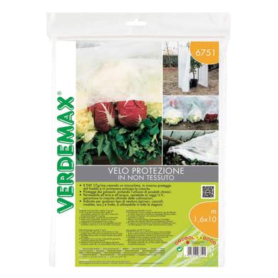 Telo di protezione per colture VERDEMAX 10 x 1.6 m