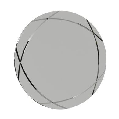 Specchio non luminoso bagno rotondo Armonia Ø 70 cm