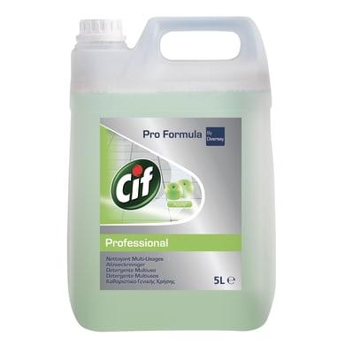 Detergente pavimenti CIF Cif Mela Verde 5 L