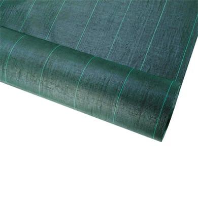 Telo di pacciamatura antierbacce verde L 100 x L 2.1 m