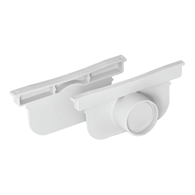 Tappo x canaletta Pegasus Plus One set da 2 pz in polipropilene 4.5 x 10 x 3 cm