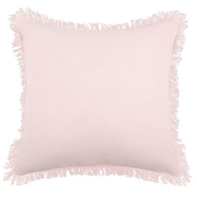 Cuscino Praga rosa 40x40 cm