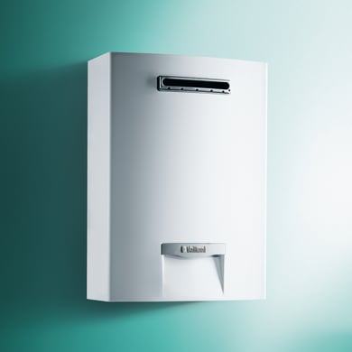 Scaldabagno a gas gpl VAILLANT OutsideMag 15 l/min