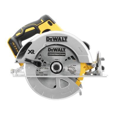 Sega circolare a batteria DEWALT DCS570N-XJ , 18 V Ø 184 mm, 0 Ah, senza batteria