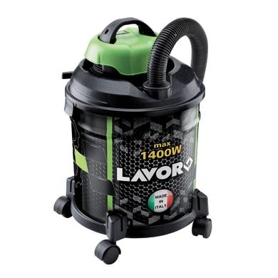Aspiratore solidi e liquidi LAVOR Joker1400S aspirazione 18 kPa 20 L 1200 W