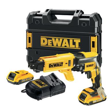 Avvitatore a batteria DEWALT DCF620D2K-QW 18 V, 2 Ah, 1 batteria