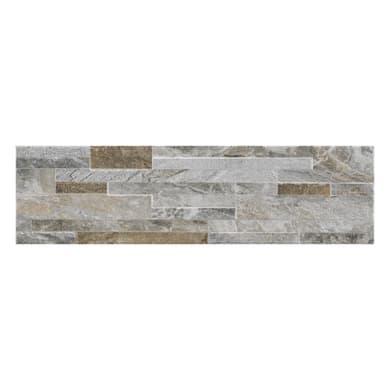 Rivestimento Muretto 61.5 x 61.5 cm sp. 8 mm grigio