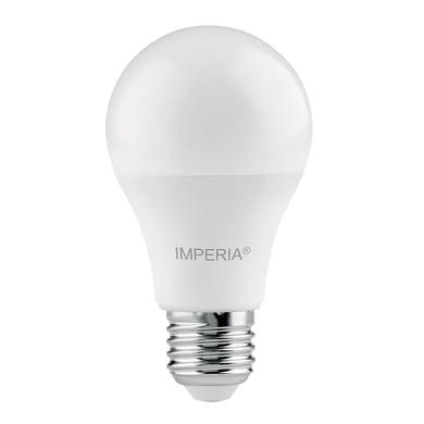 Lampadina LED, E27, Goccia, Opaco, Luce calda, 8.5W=740LM (equiv 50 W), 280°