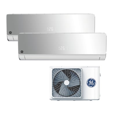 Climatizzatore dualsplit GE APPLIANCES FUTURE 14000 BTU classe A++