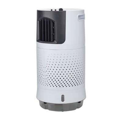 Ventilatore nebulizzatore BIMAR REFFRESCATORE/PURIFICATORE bianco 80 W Ø 38 cm