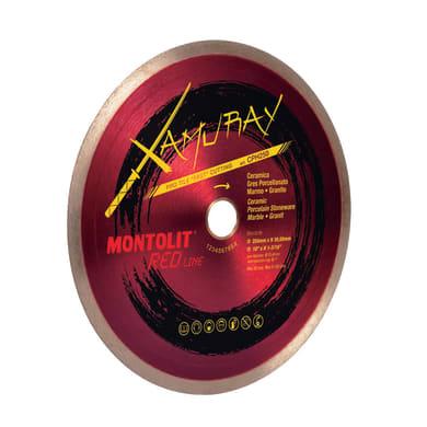 Disco per tagliapiastrelle elettrico MONTOLIT CPH180 Xamuray Ø 18 cm
