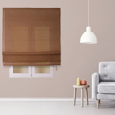 Tenda a pacchetto INSPIRE Vinci terracotta 100x175 cm