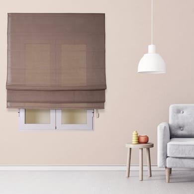 Tenda a pacchetto INSPIRE Vinci marrone 150x175 cm