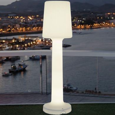Piantana Carmen H 165 cm, luce bianco caldo , G13 2200LM IP65 NEWGARDEN