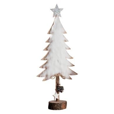 Albero di Natale in legno , L 19 cm  x P 8 cm