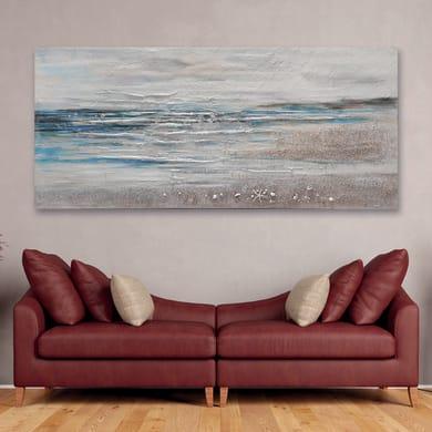 Dipinto originale Mare 80x180 cm