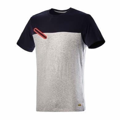 T-shirt da lavoro DIADORA Stretch tg l nero