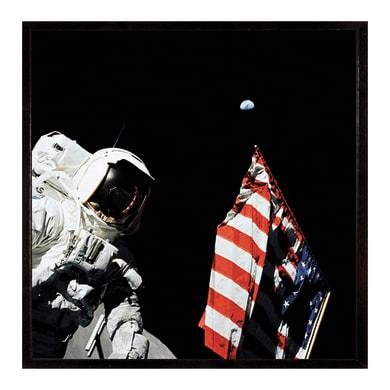 Stampa incorniciata Apollo 50.7x50.7 cm